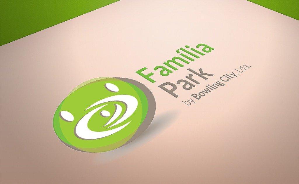 Família Park – criação de logotipo