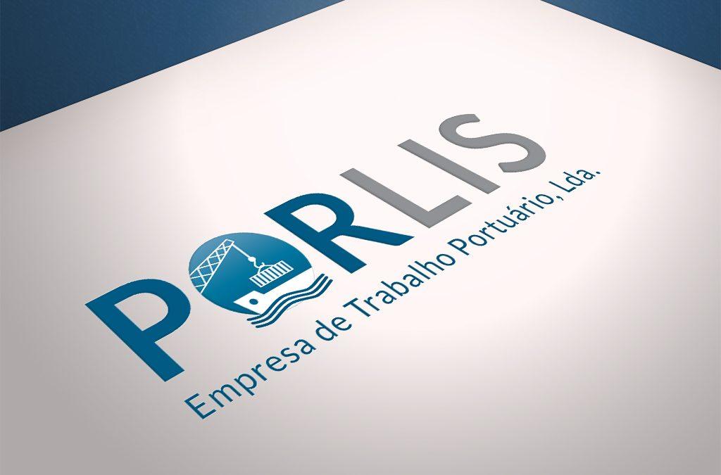 PORLIS – Criação de logotipo para empresa