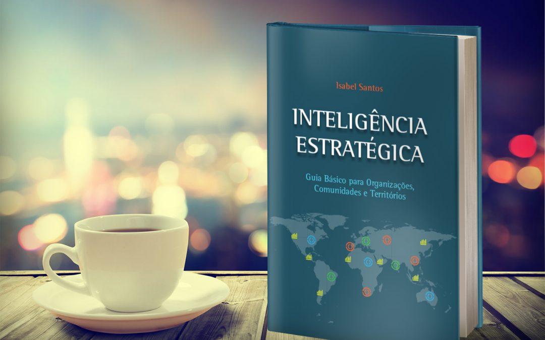 Inteligência Estratégica – paginação de livro e design de capa