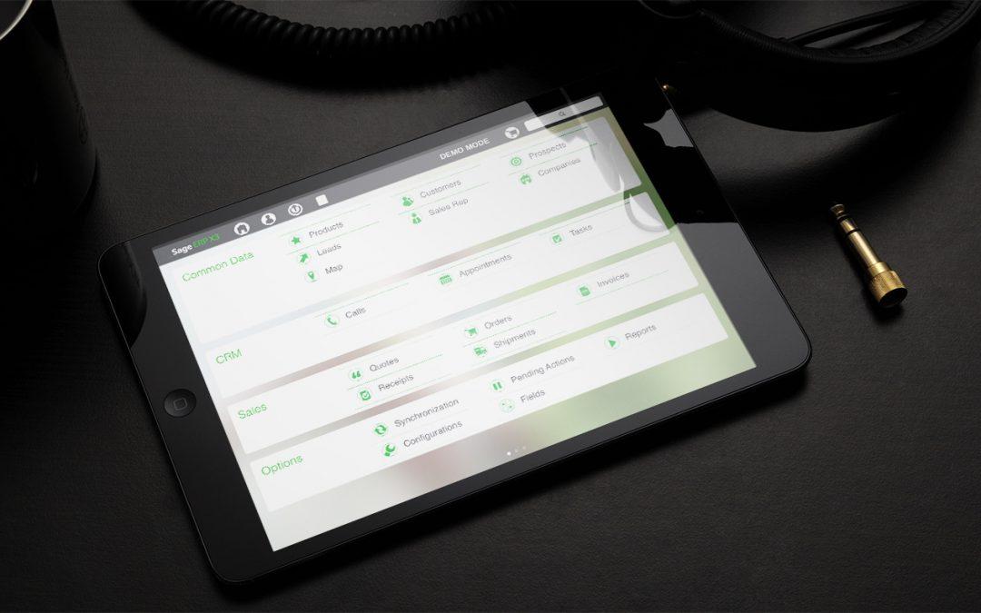 Sage Sales App v7